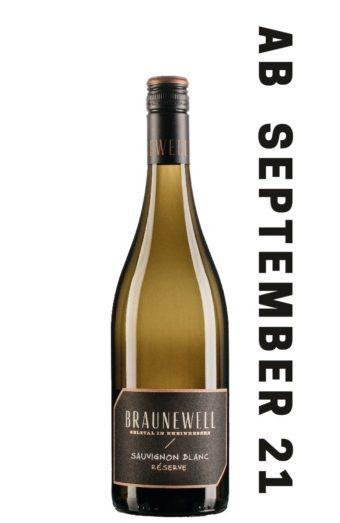 2019 Sauvignon Blanc RÉSERVE trocken